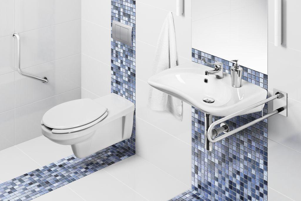Zwrot kosztów urządzenia łazienki? Zobacz, o co mogą ubiegać się osoby niepełnosprawne
