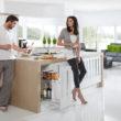 Jak wykorzystać każdy centymetr w kuchni?